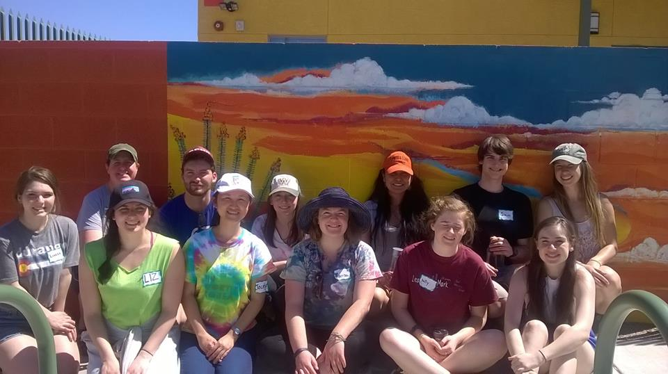 Lewis and Clark Volunteers 2016